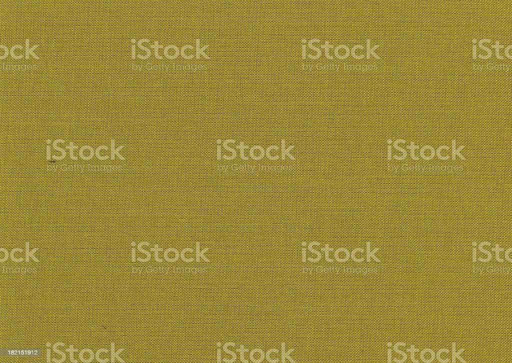 Papers of Distinction: Puke Green Cloth royalty-free stock photo