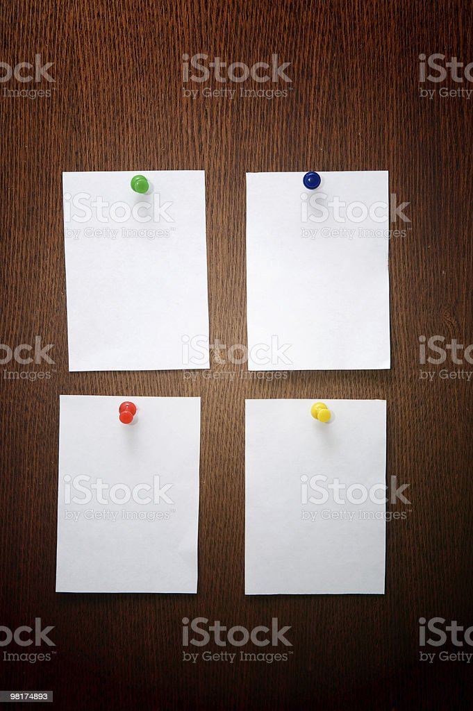 papers royalty-free stock photo
