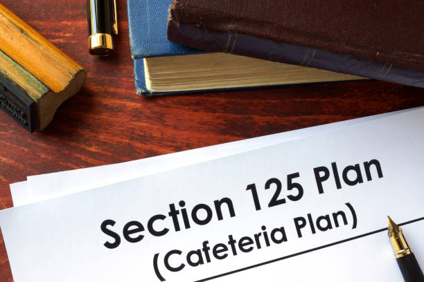 Papers with section 125 plan on a table picture id687915476?b=1&k=6&m=687915476&s=612x612&w=0&h=g22owwuuvpbtl6kmkhuntej8pww3be28rnsxqo92ix0=
