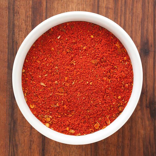 paprika - paprikapoeder stockfoto's en -beelden