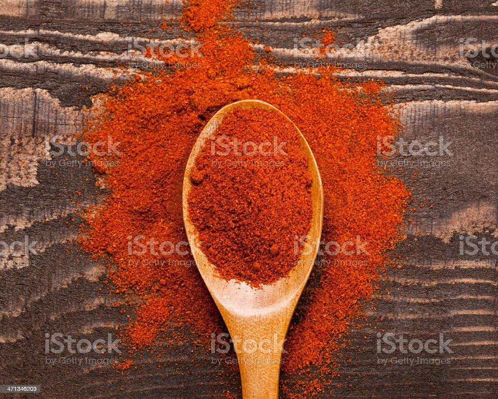 paprika stock photo