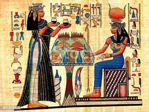 istock Papyrus 501353888