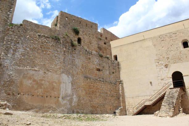 Desfile del Castillo de Miravet. - foto de stock