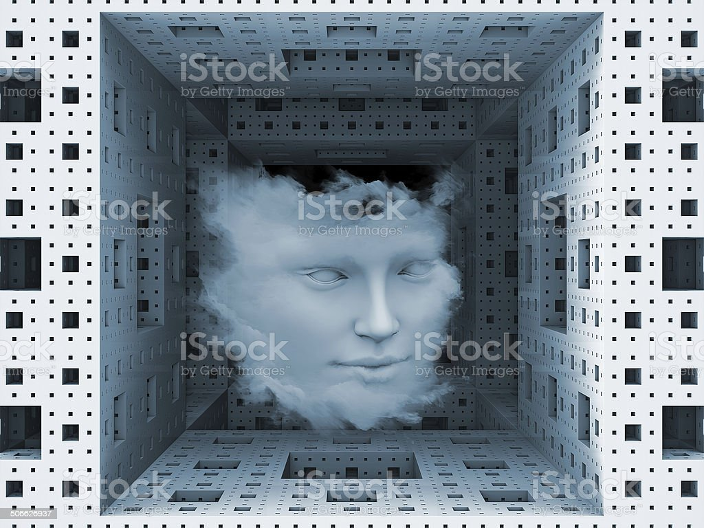 Paradigm of the Mind royalty-free stock photo