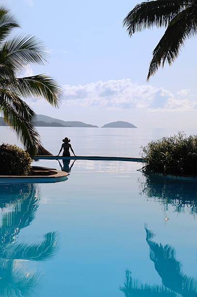 Paradies am pool – Foto