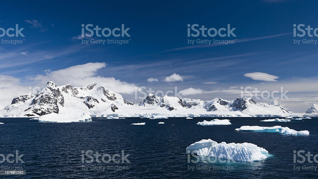 Paradise Harbour royalty-free stock photo