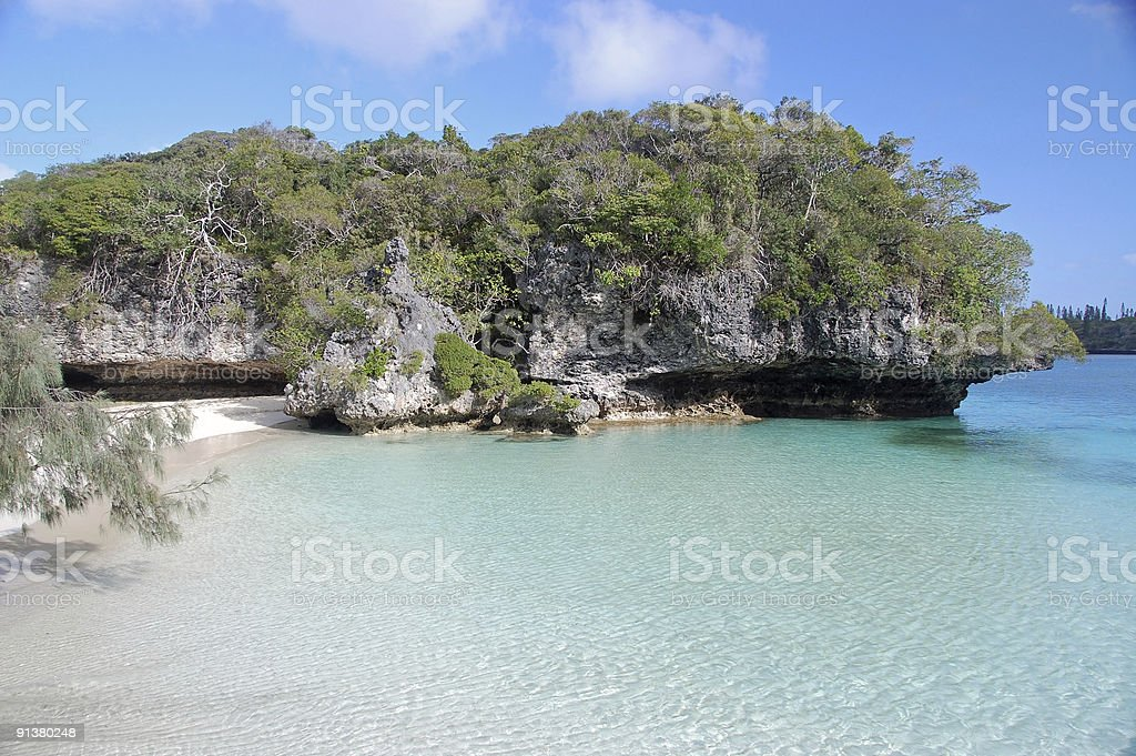 Paradise Headland royalty-free stock photo