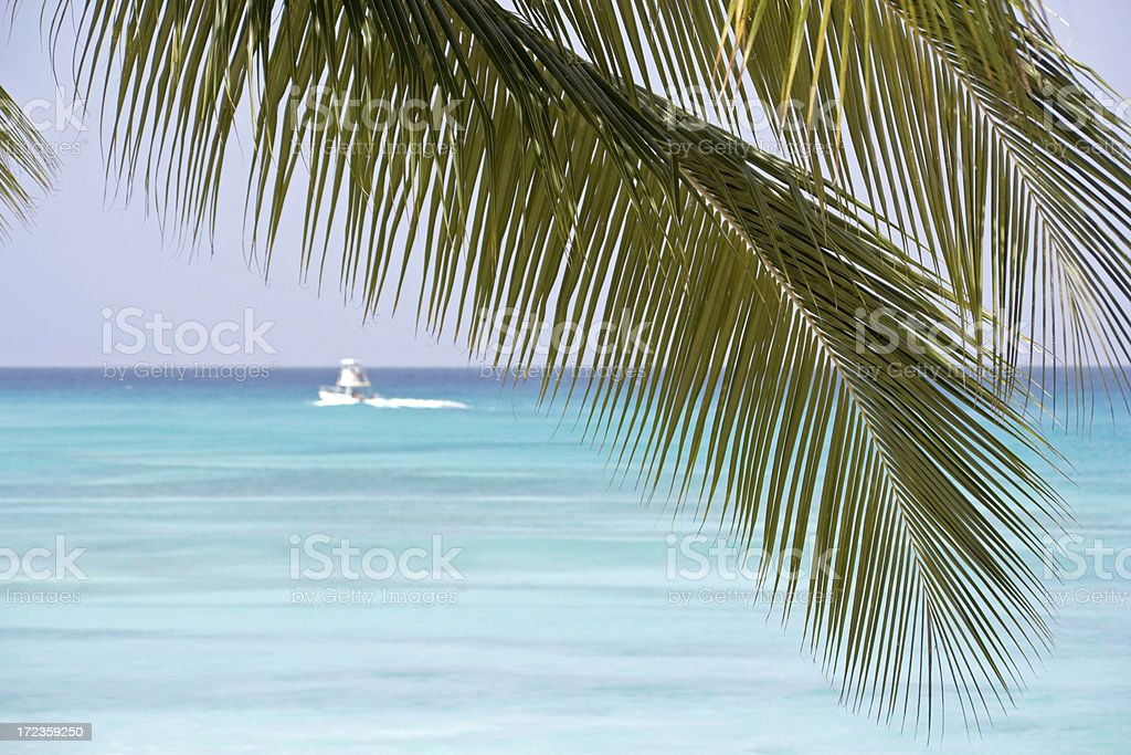 Paradise Island royalty-free stock photo