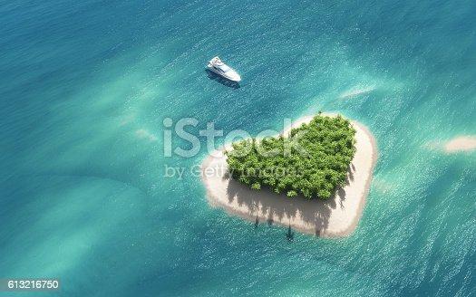 istock Paradise island 613216750