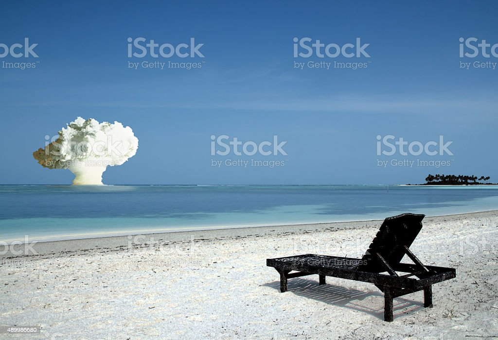 Paradise Lost stock photo