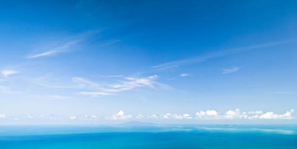Paradise panorama 50+ Mpix