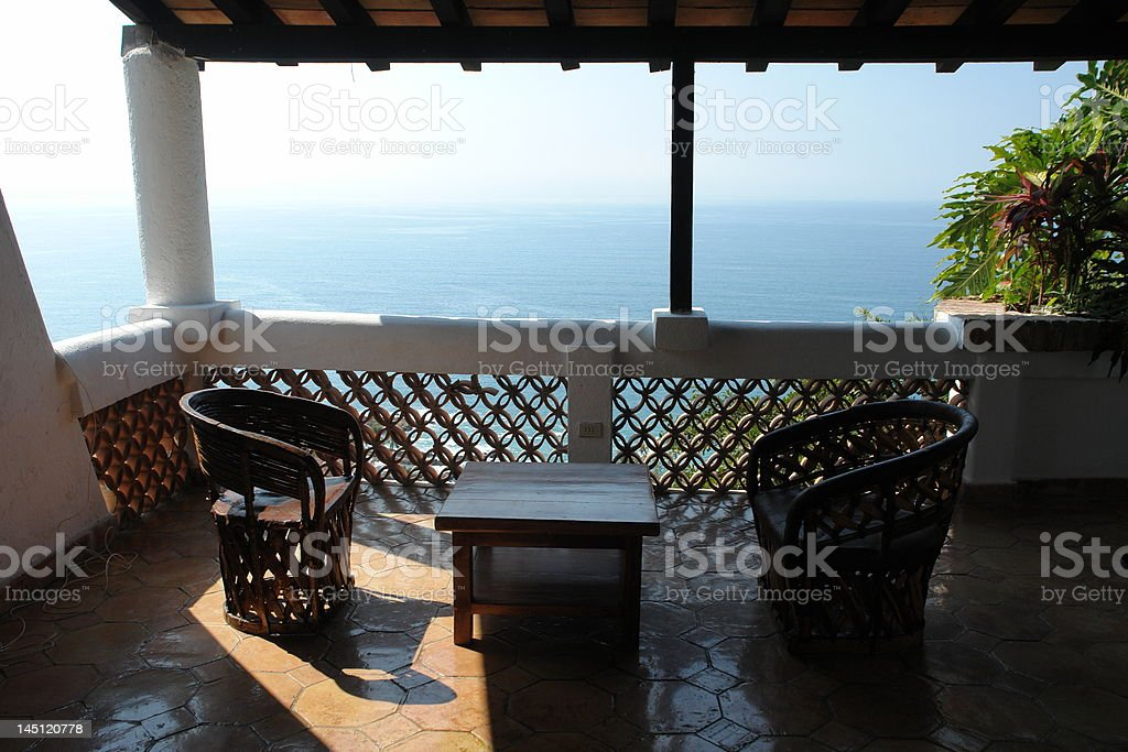 Paradise Patio Stock Photo U0026 More Pictures Of Architecture ...