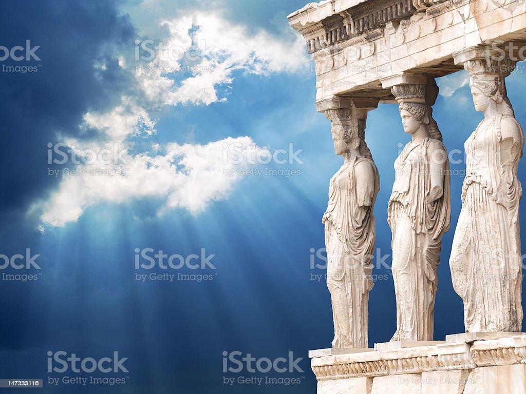 Paradise royalty-free stock photo