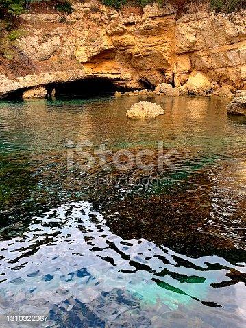 Sea grotto