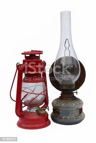 istock Paraffin Lamp 91366207