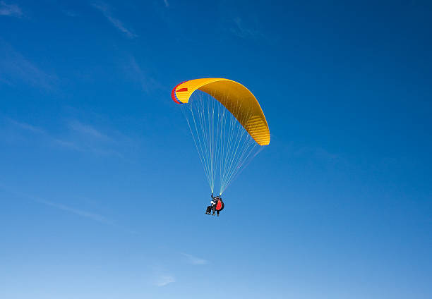 Paraglider  paragliding stock pictures, royalty-free photos & images