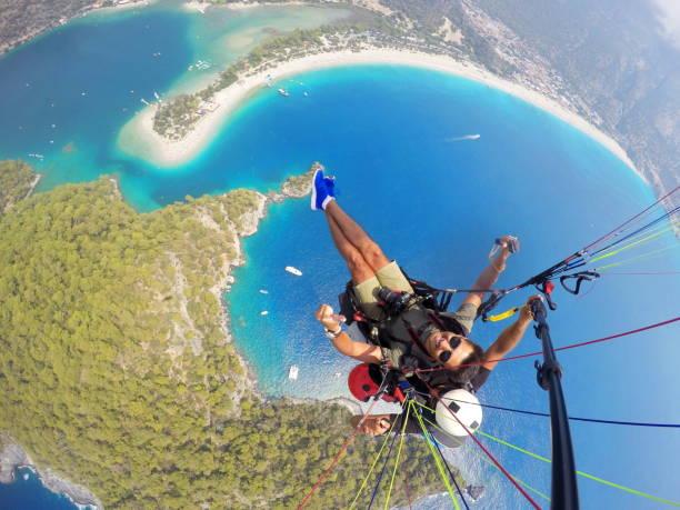 Paragliding in Oludeniz Fethiye – Foto