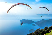 Tandem Paragliding at famous destinations at oludeniz/Fethiye/Turkey