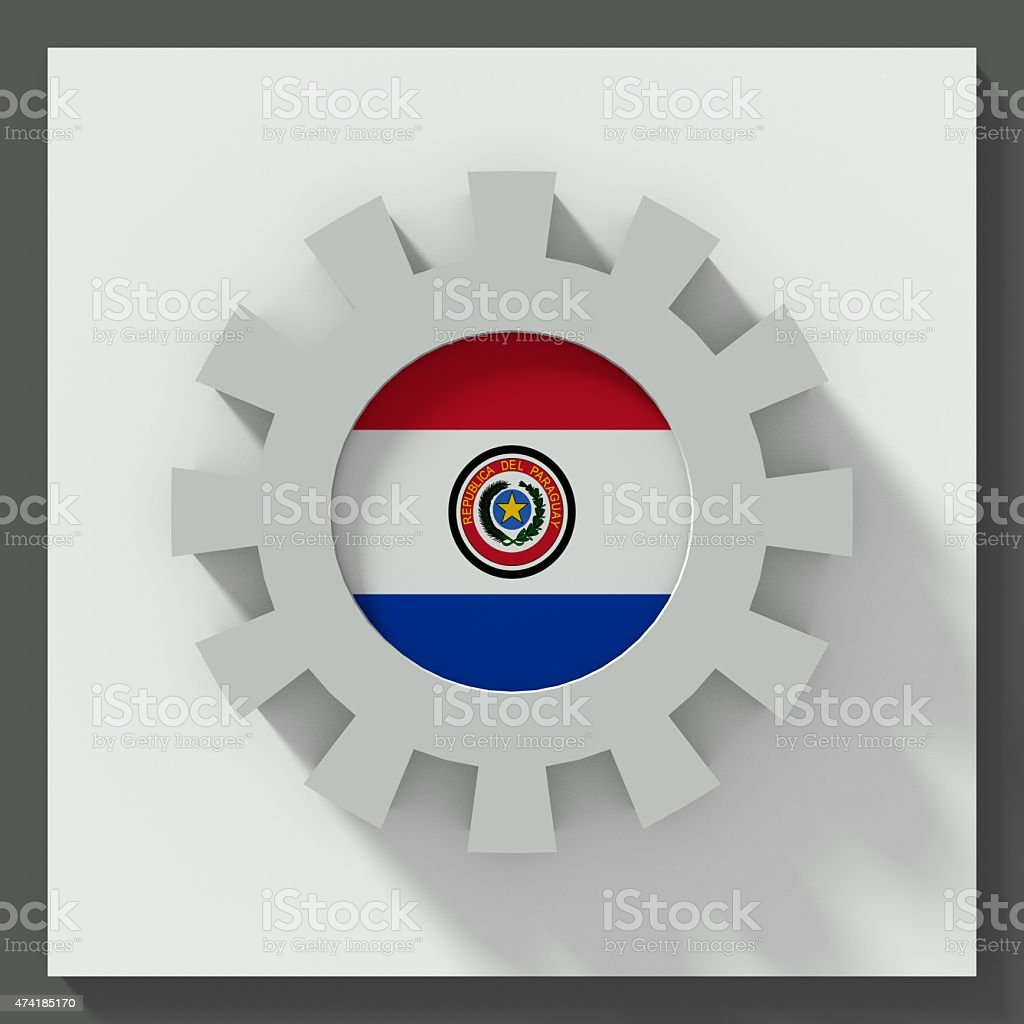 Paraguay flag gear stock photo 474185170 istock flag national flag sign symbol paraguay buycottarizona