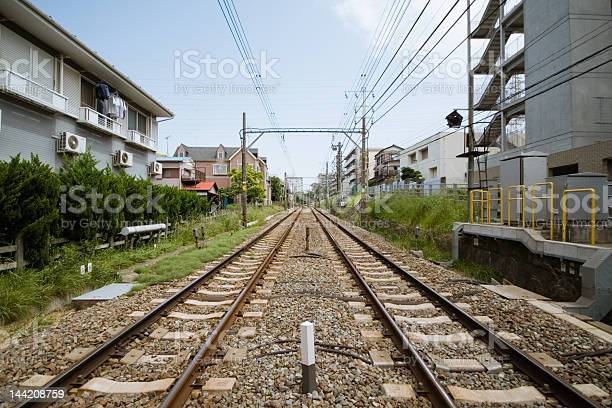 Parallel Tracks Stock Photo - Download Image Now