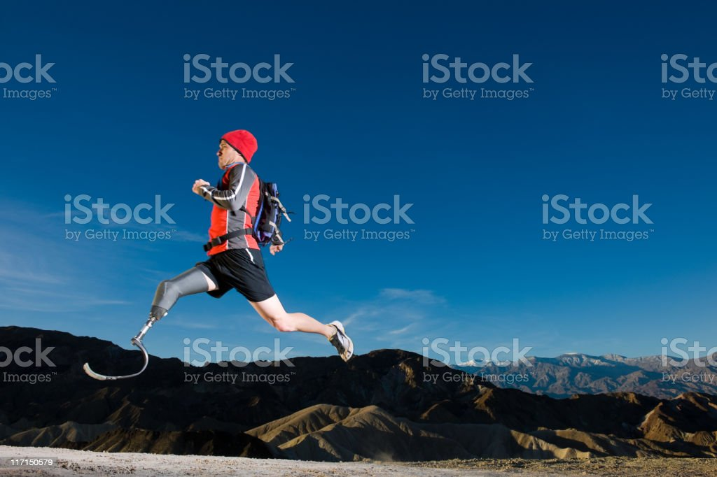 Paralympics royalty-free stock photo