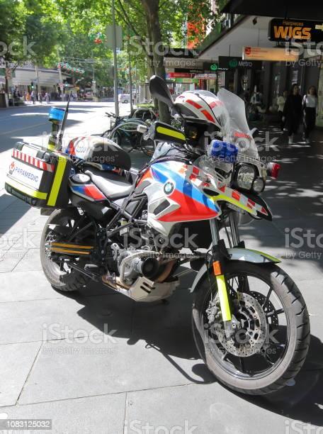 救急バイク メルボルン オーストラリア - オーストラリアのストックフォトや画像を多数ご用意 - iStock