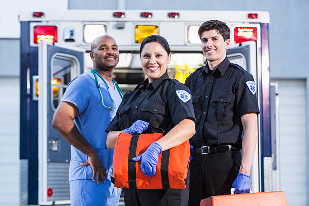 Paramedic Stock Photos, Pictures & Royalty-Free Images - iStock