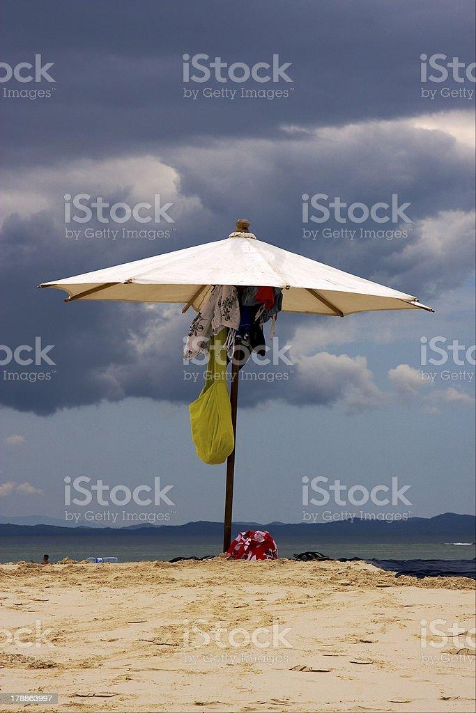parasol  hill royalty-free stock photo