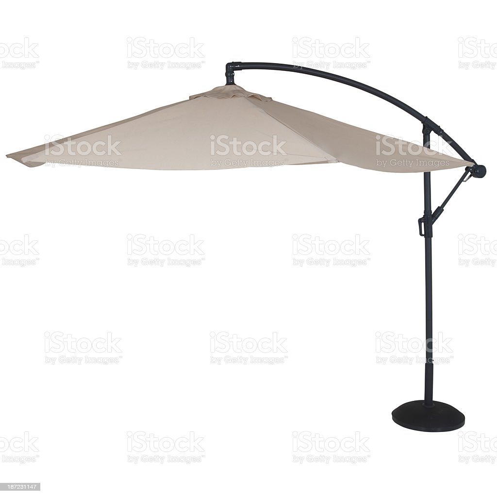 Parasol royalty-free stock photo