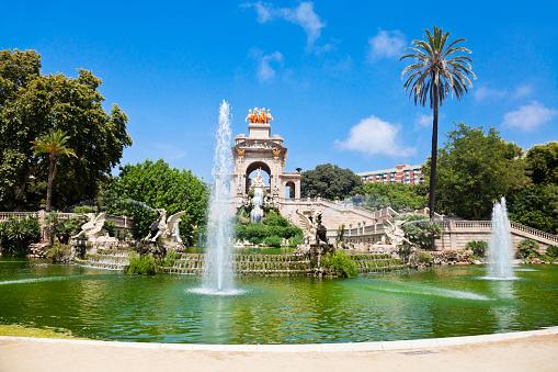 Parc De La Ciutadella In Barcelona Stock Photo - Download Image Now