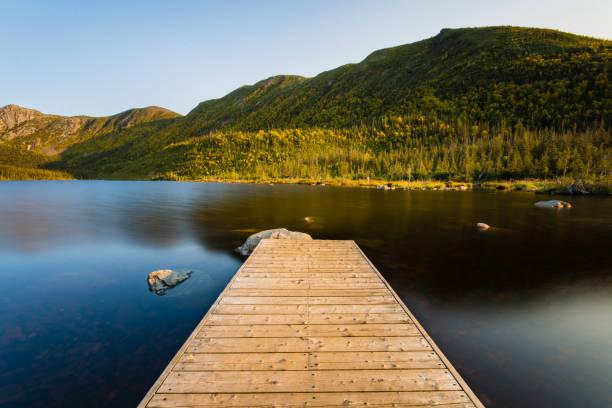 Parc national de Gaspésie - Lac aux Américains