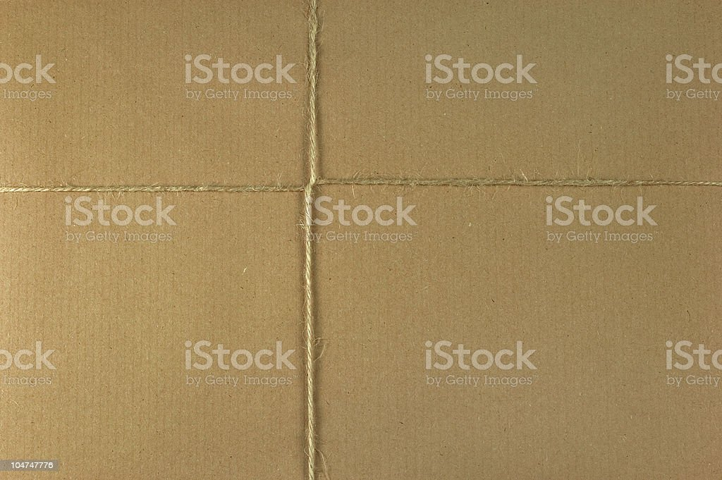 Parcel background royalty-free stock photo
