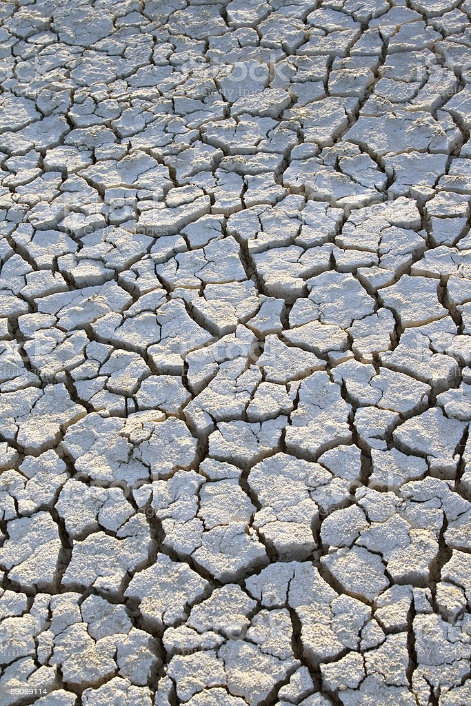 Trockene Wüste Hintergrund Lizenzfreies stock-foto