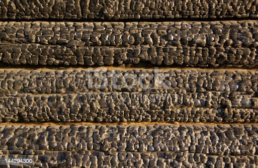 istock parched timbered wall texture 144294300