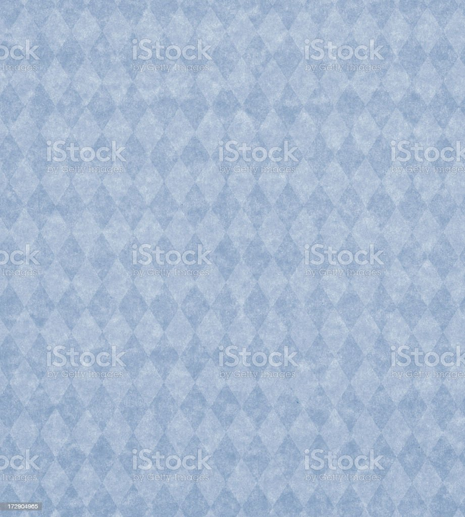 parchment paper with diamond pattern stock photo