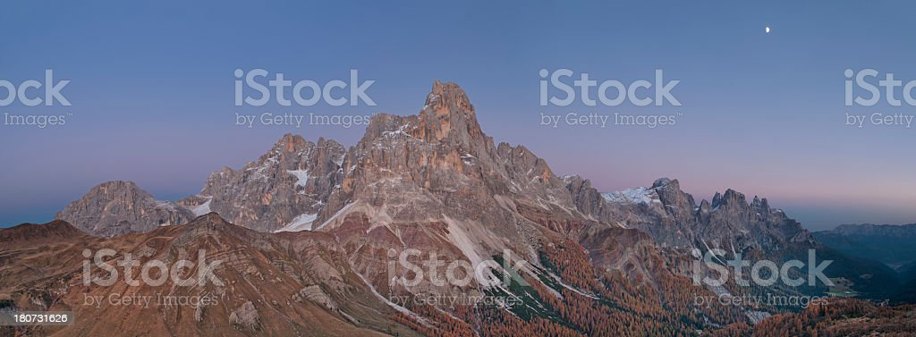 Parco Naturale di Paneveggio royalty-free stock photo