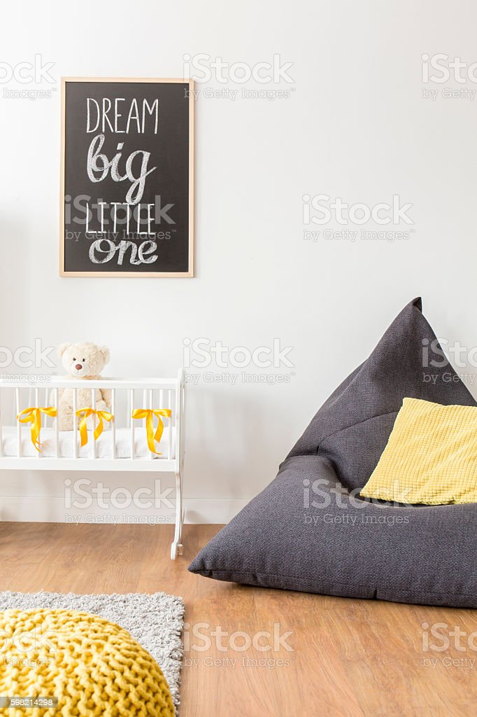 Parents also need a place to rest foto royalty-free