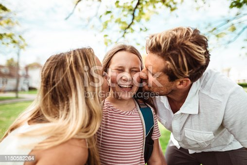 942596618 istock photo parents love the daughter 1150582264