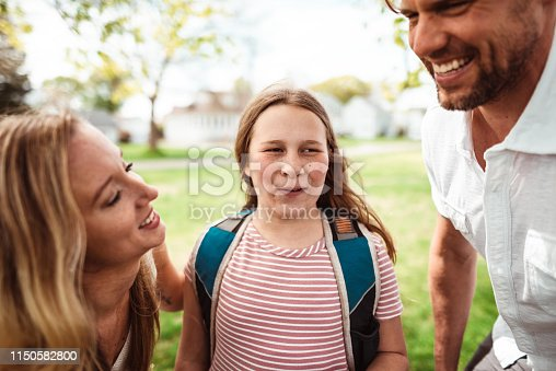 942596618 istock photo parents love the daughter 1150582800