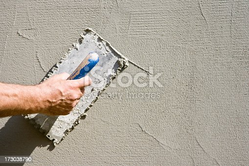 istock parget on the wall 173038790