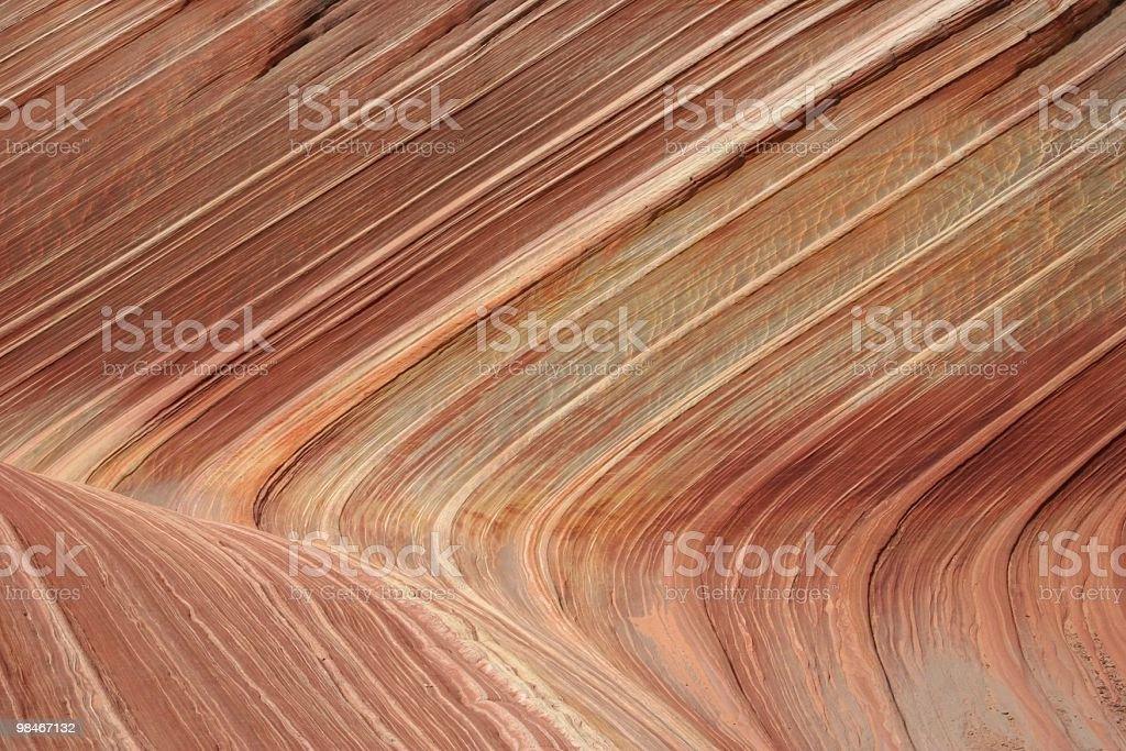 Pariah Canyon royalty-free stock photo