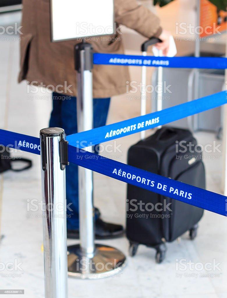 Flughafen Paris – Foto