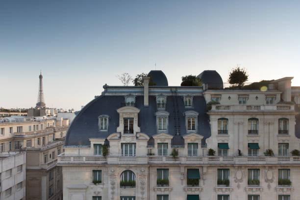 Paris Architecture stock photo