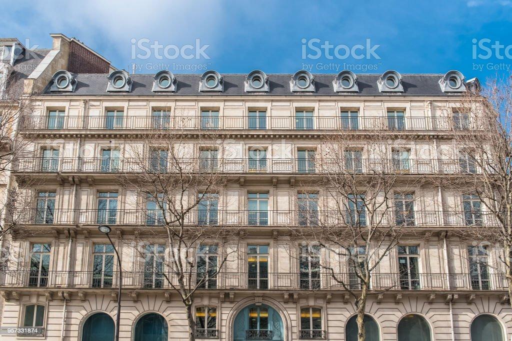 Paris Schone Gebaude Im Zentrum Stockfoto Und Mehr Bilder Von Alt