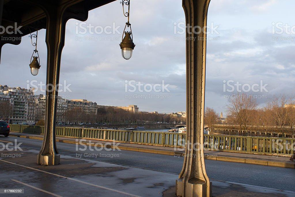 Bir-Hakeim pont de Paris - Photo
