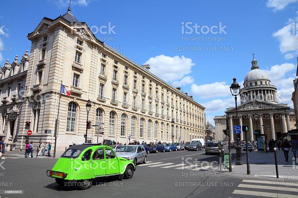 Paris-Citroën 2CV - Photo