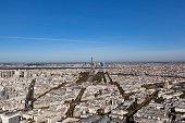 istock paris cityscape panorama, france 1072176174