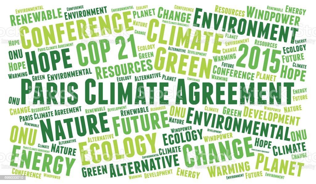 第21回気候変動枠組条約締約国会議