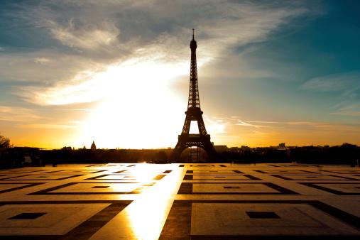 Paris. Eifel tower