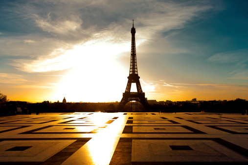 Paris. Eifel tower